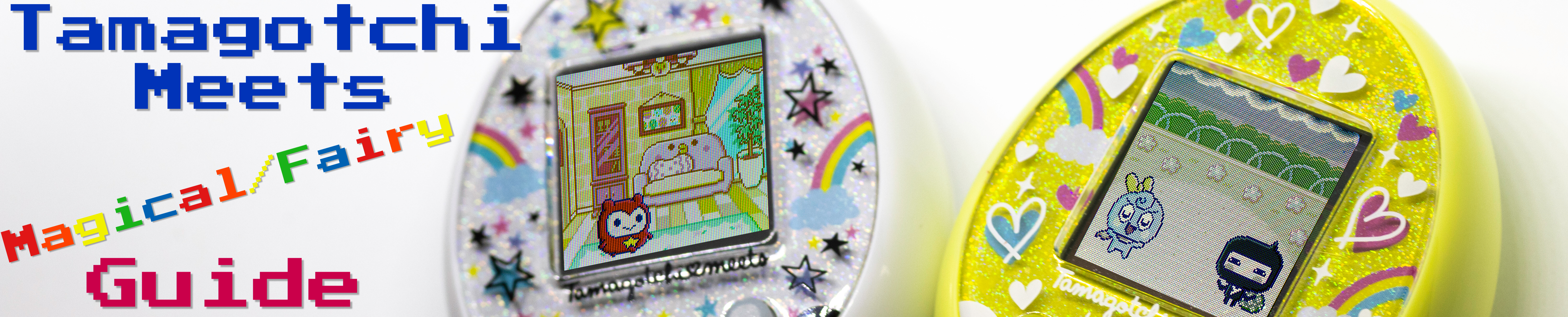 Tamagotchi Meets Guide